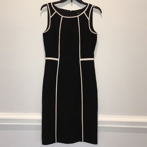 White House Black Market Dress sz 4